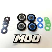 #19780 - MOD / MIP BYPASS1 PISTONS FOR 5IVE T/B LOSI / TLR 'STOCK SHOCKS