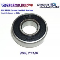 Plaig Bearings To Suit Hostile Big Bore Hubs