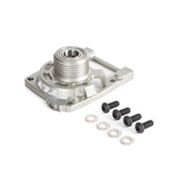 CLUTCH MOUNT, ALUMINUM: 5IVE B