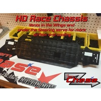 Team Chase HD Race Chassis for Losi 5ive