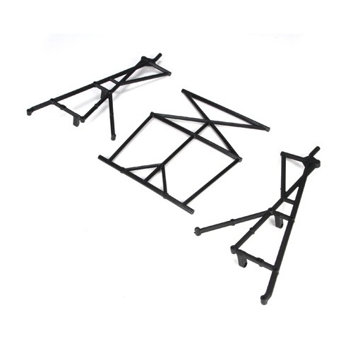 Losi Rear Top & Side Cage Set 5TT LOSB2579